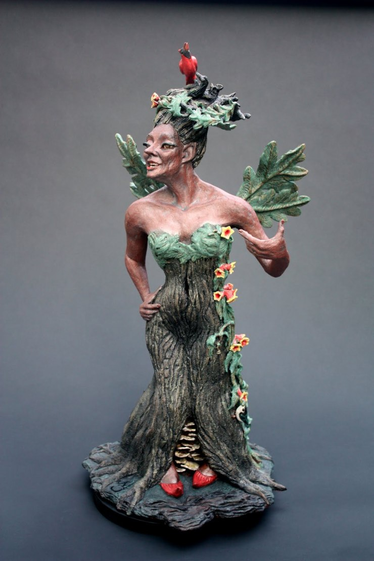 Fritz, Mary_Ilana, A White Oak Dryad