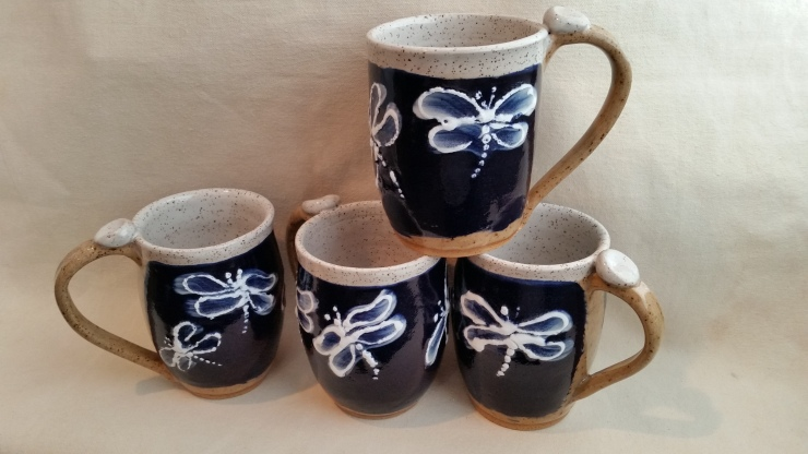 Virginia Cassaday, Dragonfly Mugs