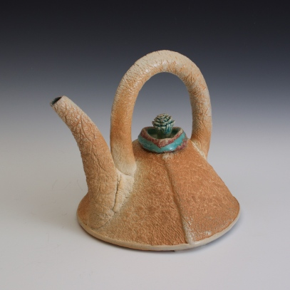 Teapot wood fired