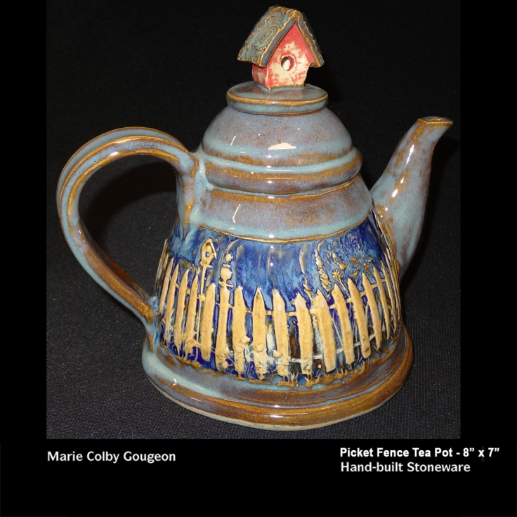 MCG-Tea Pot