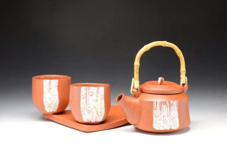 ibond_Tea set
