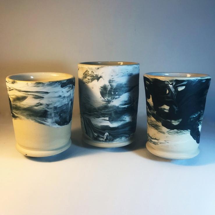 Rosseter-WaterscapeTumblers-4_Hx3.25_W-Stonewear-Cone6
