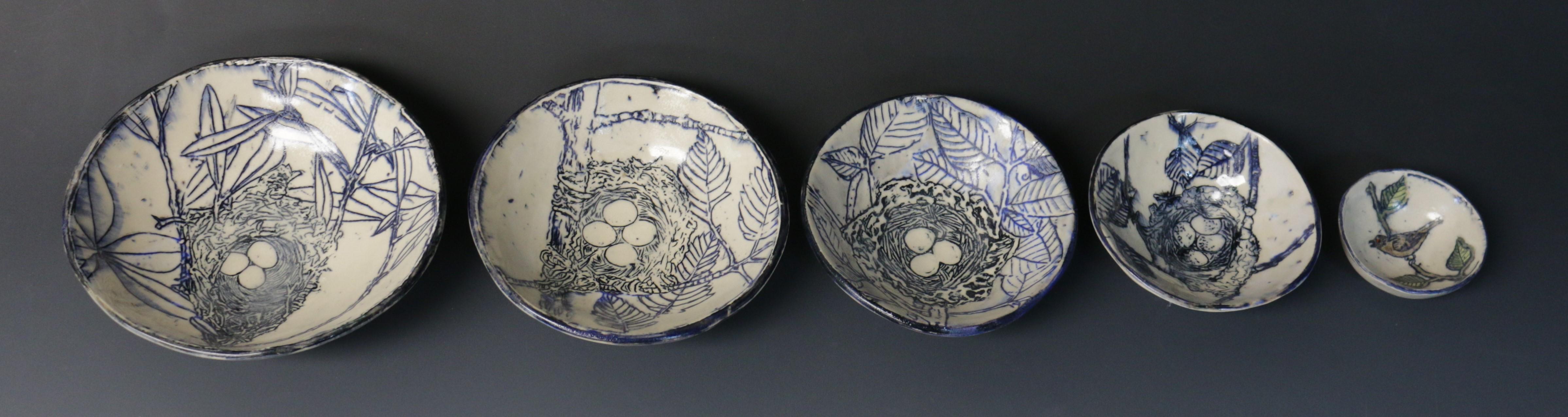 vireo decending bowls small 2