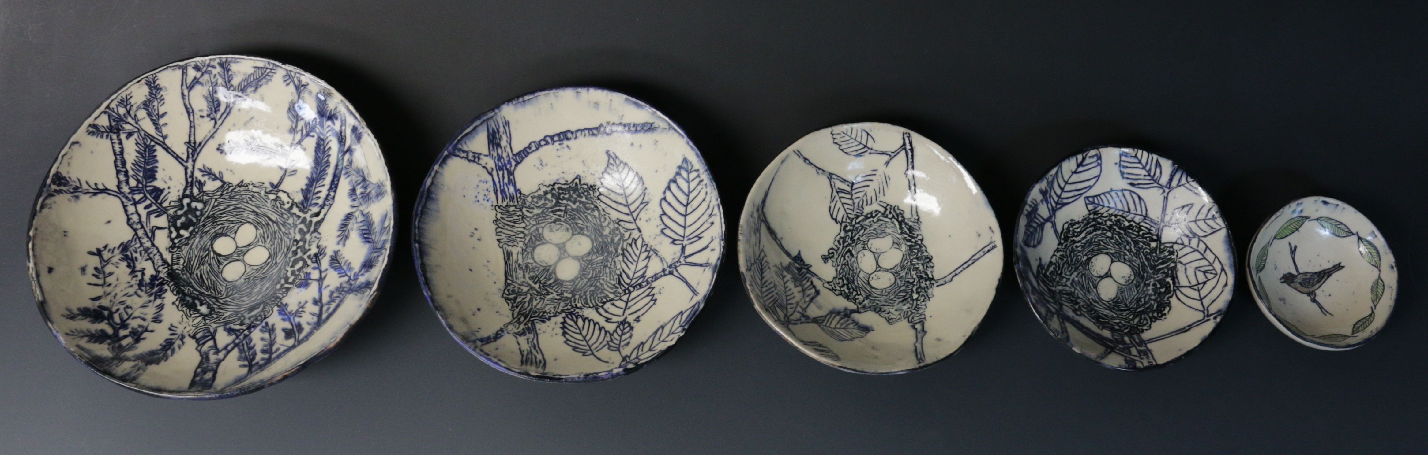 vireo decending bowls small 4